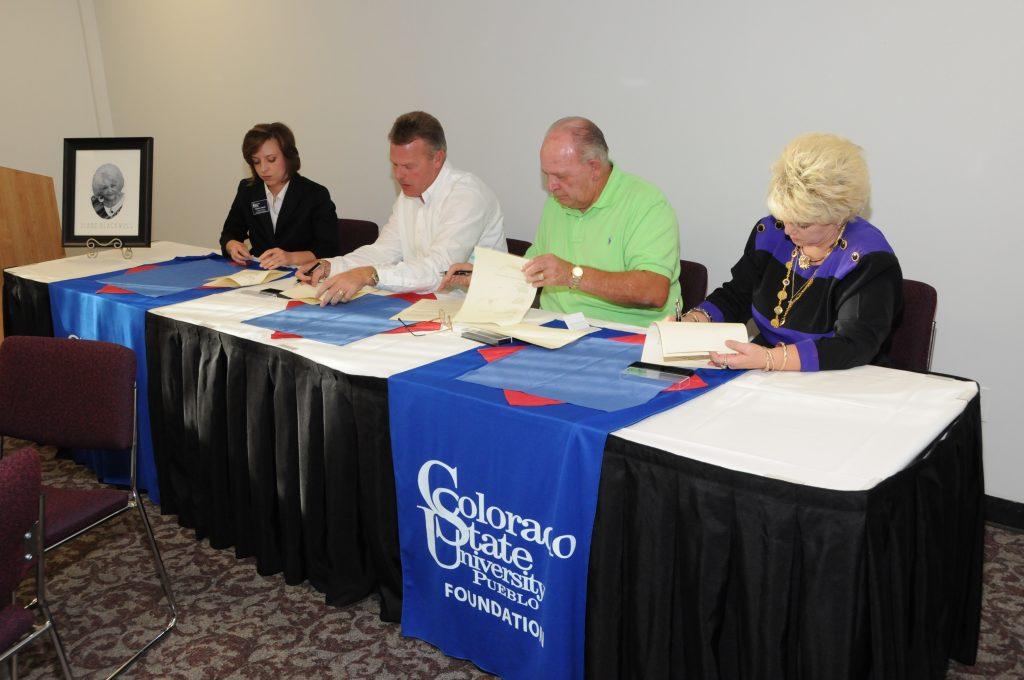 Scholarships Colorado Springs - Diane Blackwell President's Leadership Award