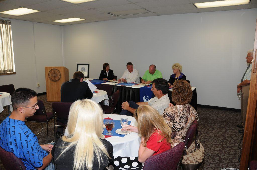 Diane Blackwell Award Signing Ceremony Pic 5