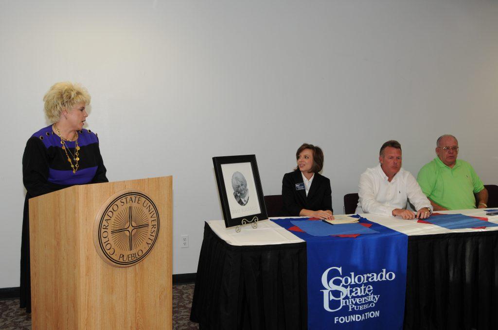 Diane Blackwell President's Leadership Award Pic 8
