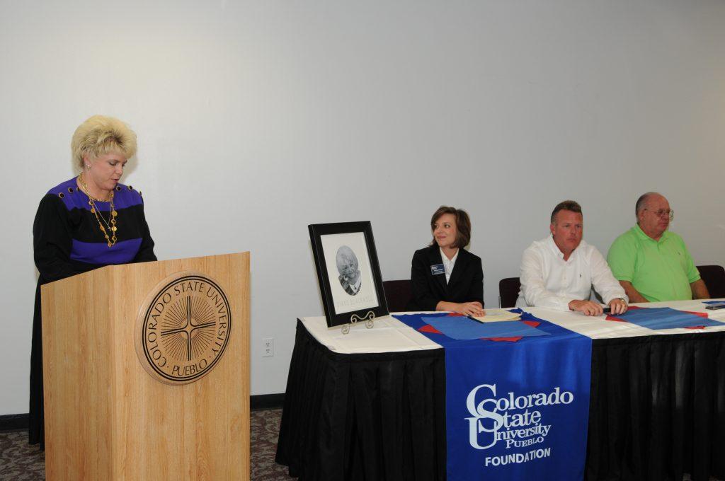 Diane Blackwell President's Leadership Award Pic 9