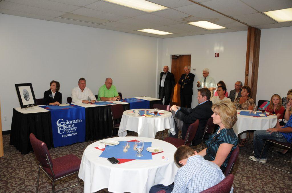 Diane Blackwell President's Leadership Award Pic 11