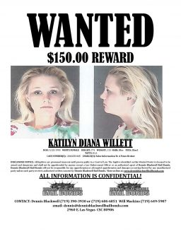 Katilyn Willett -Most Wanted