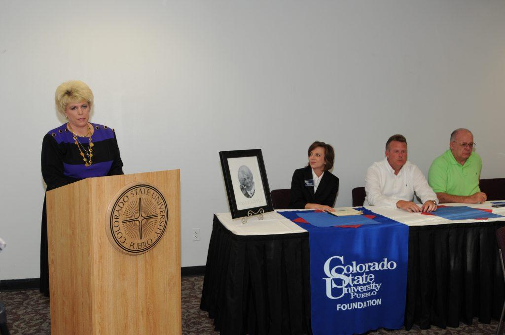 Diane Blackwell President's Leadership Award Pic 10