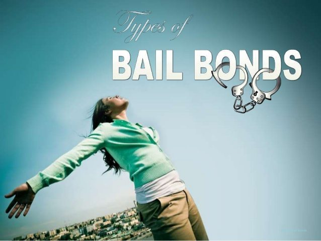 Common Types of Bail Bonds