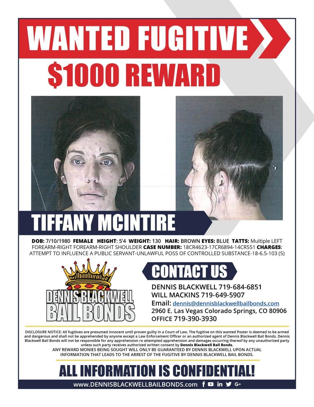 TIFFANY MCINTIRE