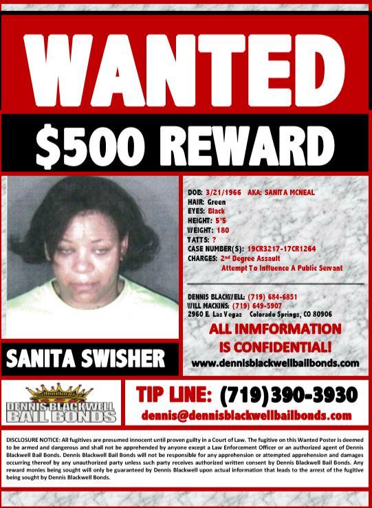 Sanita Swisher