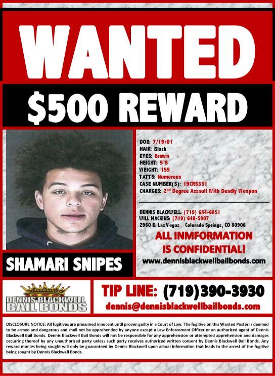 Shamari Snipes